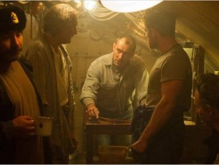 Black Sea filminden ilk fragman